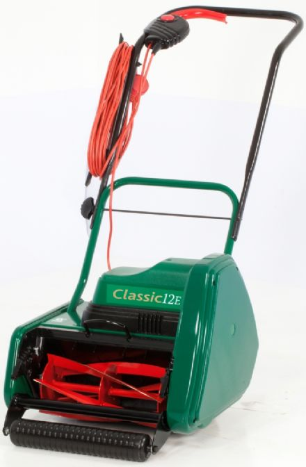 Allett Classic 12 Electric Cylinder Lawn Mower